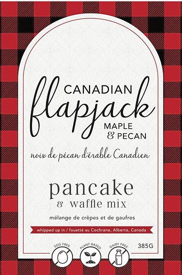 Canadian Flapjack Maple & Pecan Pancake & Waffle Mix
