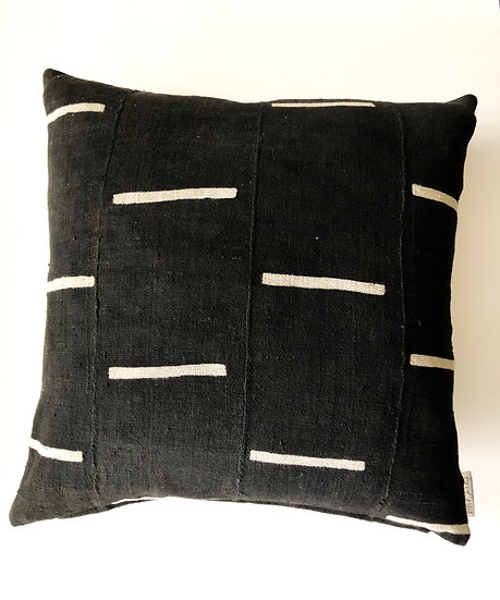 Mudcloth Accent Pillow
