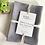 Thumbnail: Frost Grey Linen Tea Towel - 2 pk