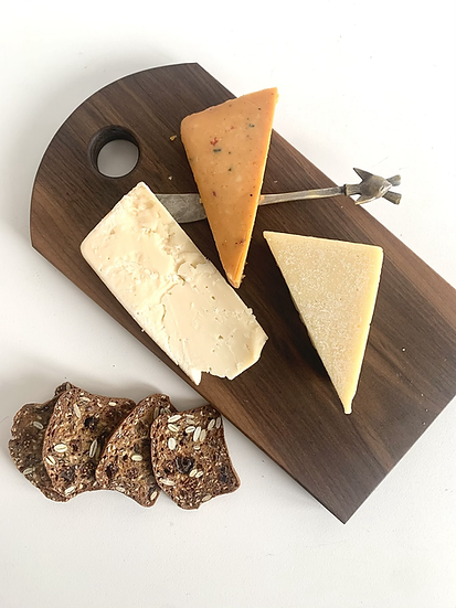 Cheese/Charcuterie Board - Walnut