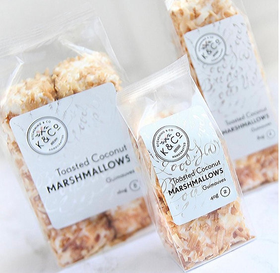 Gourmet Marshmallows ~ 4 pk