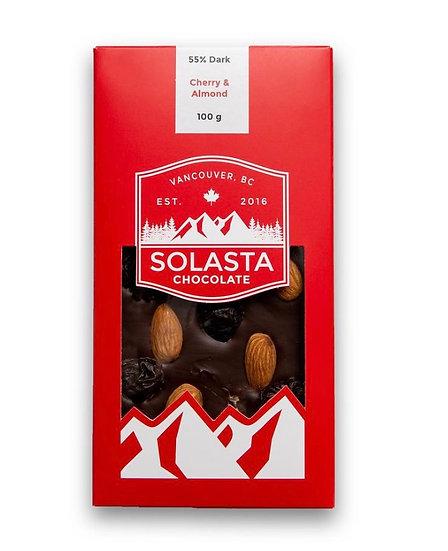 Solasta Artisan Chocolate Bar