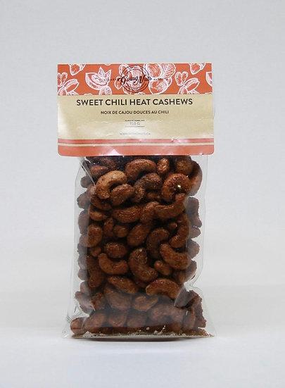 Sweet Chilli Heat Cashews
