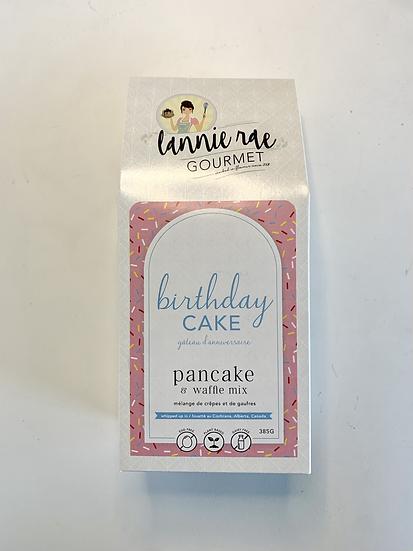 Birthday Cake Pancake & Waffle Mix