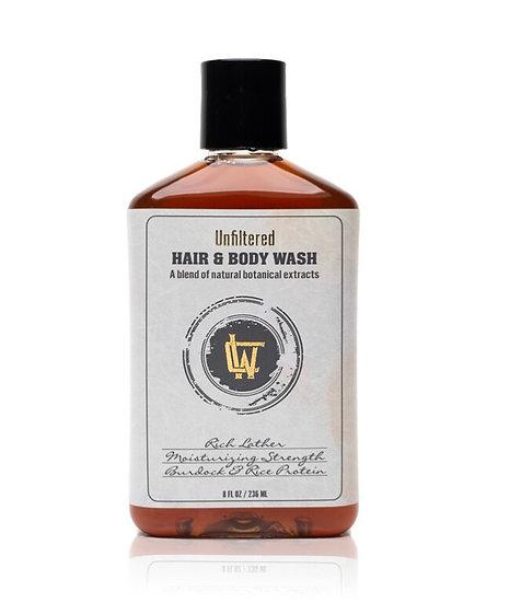 Master Blend Bourbon Shampoo & Body Wash