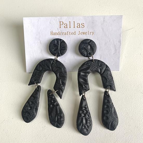 Pallas Handcrafted Earrings