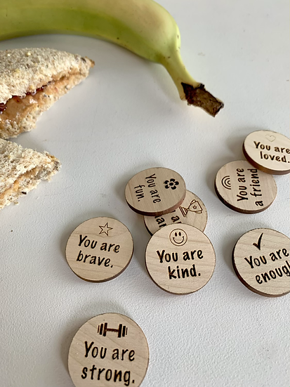 Lunch Kit Love Tokens