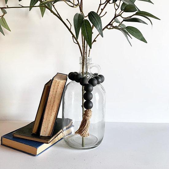 Wooden Beads - Bottle Top/Napkin Garland