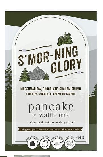 S'mor-ning Glory Pancake & Waffle Mix