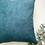 Thumbnail: Teal Velvet Accent Pillows