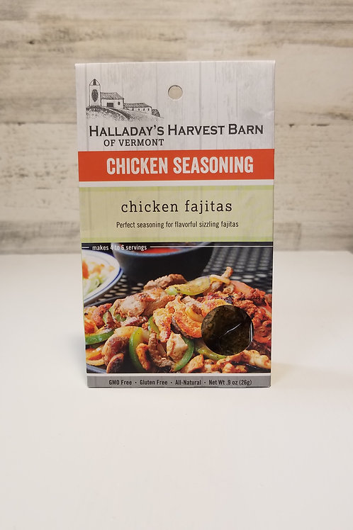 Halladay's Harvest Barn - Chicken Seasoning