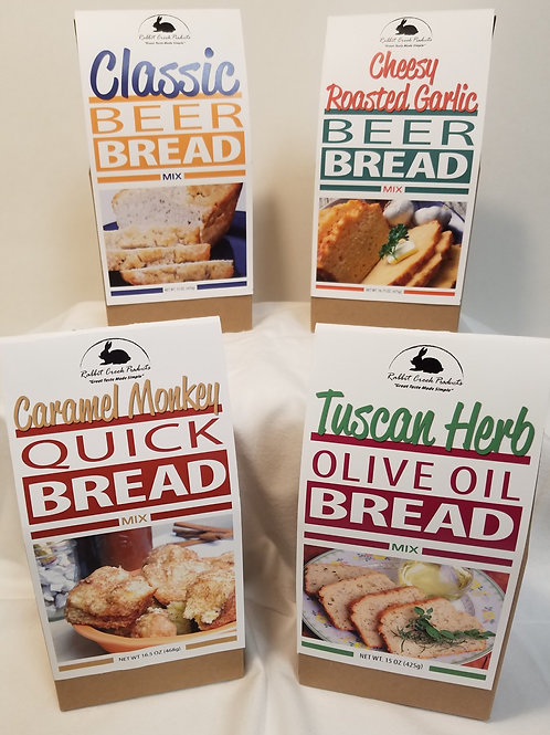 Rabbit Creek - Bread Mix • Multiple Flavors