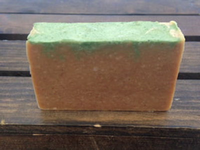 Goat's Milk Soap - Chocolate Peppermint
