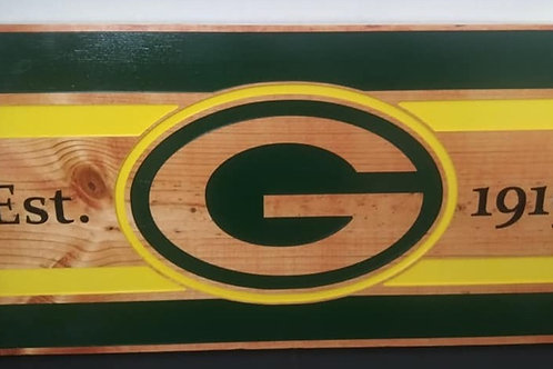 Flag - Green Bay Packers