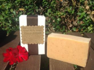 Goat's Milk Soap - Cherry Almond