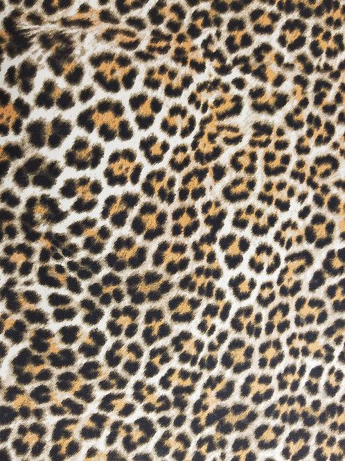 Face Mask-Never trust a cheetah