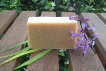 Goat's Milk Soap - Lemongrass Lavender
