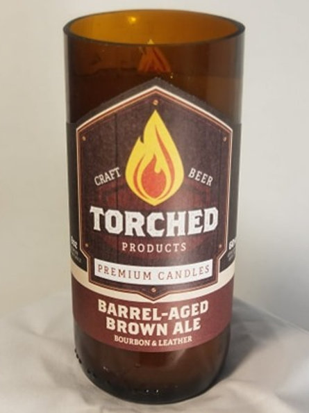 Torched Candle - Barrel-Aged Brown Ale