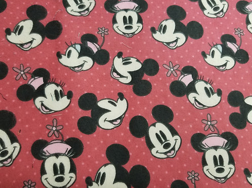 Face Mask-Mickey & Minnie Together at last!