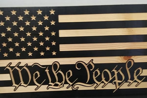 Flag - We The People