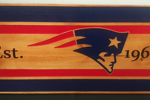 Flag - New England Patriots