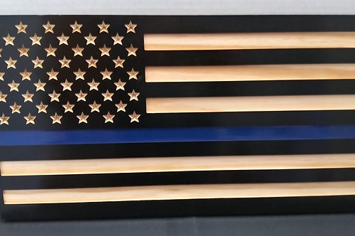 Flag - Thin Blue Line