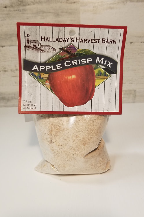 Halladay's Harvest Barn - Apple Crisp Mix