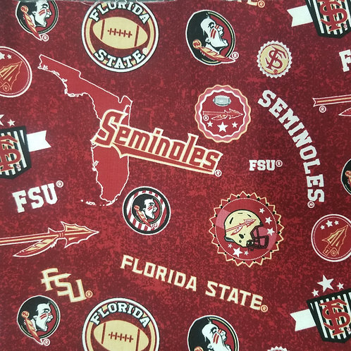 Face Mask-FSU Seminoles Logo Collection