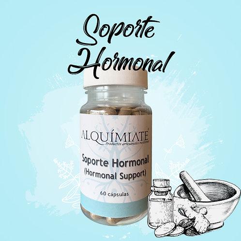 soporte hormonal