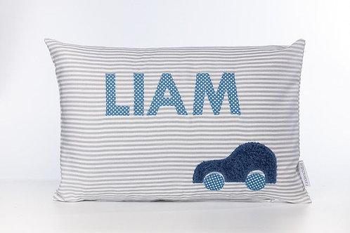Kissen blue car