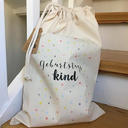 Geburtstagskind bag