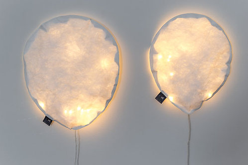 Lighting Balloon white