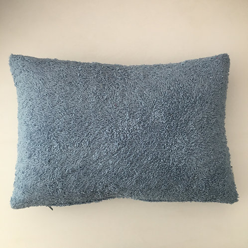 Kissen dusty blue