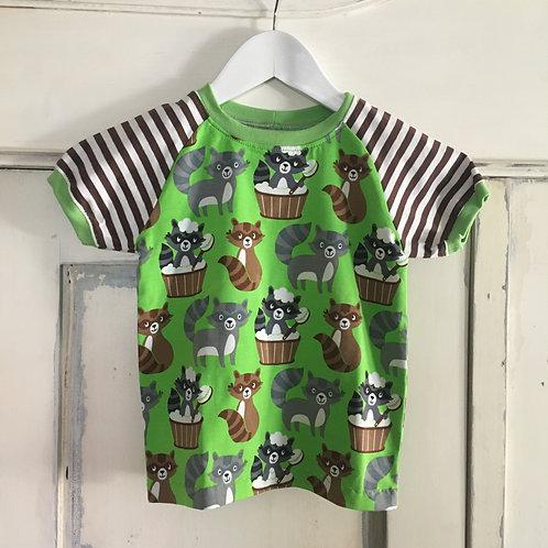 Shirt Racoon Gr.86