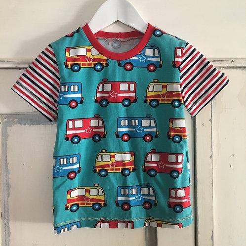 Shirt Feuerwehr Gr.86