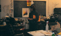 Susan Toplikar, Painting Studio 2001