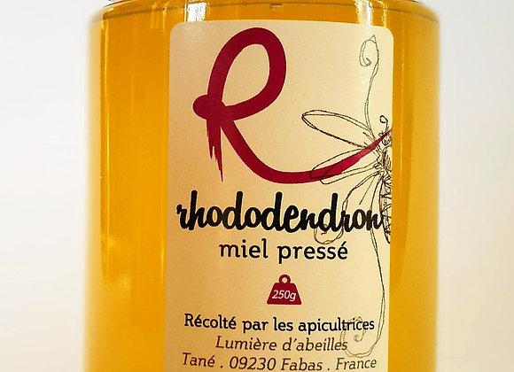 Miel de rhododendron 250 g