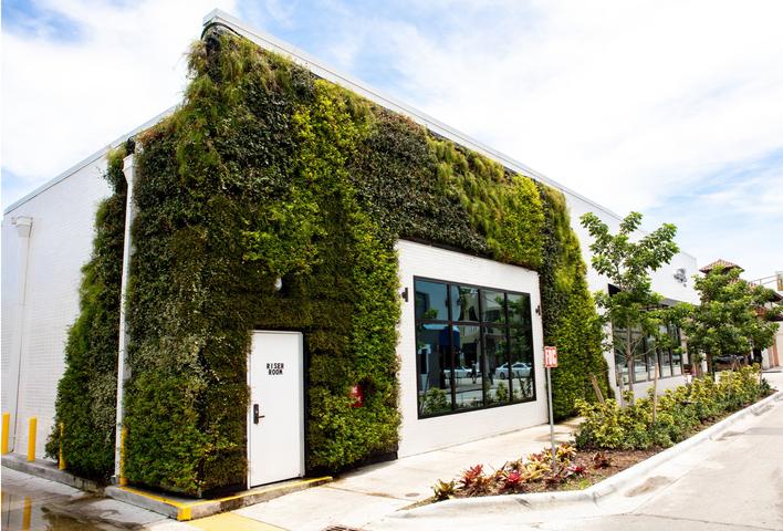 GreenWall Panels Outdoor
