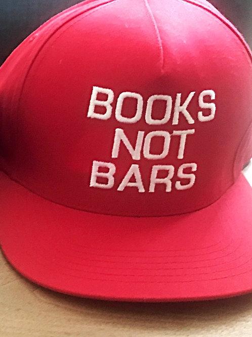 BOOKS NOT BARS