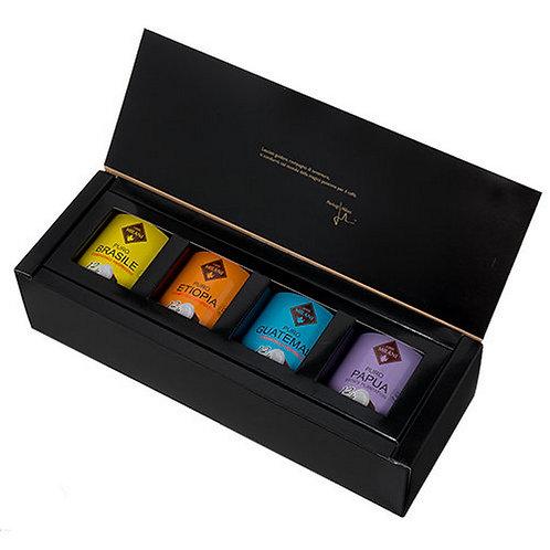 膠囊咖啡禮盒(4種風味)
