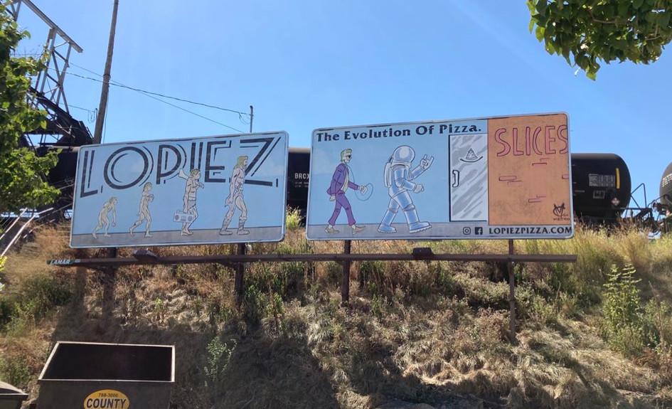 LoPiez Billboard