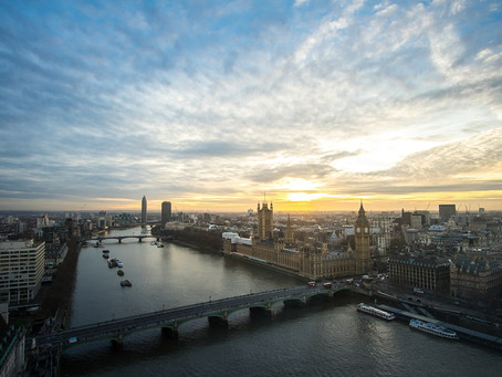 The Thames is the cleanest it has been since the Industrial Revolution