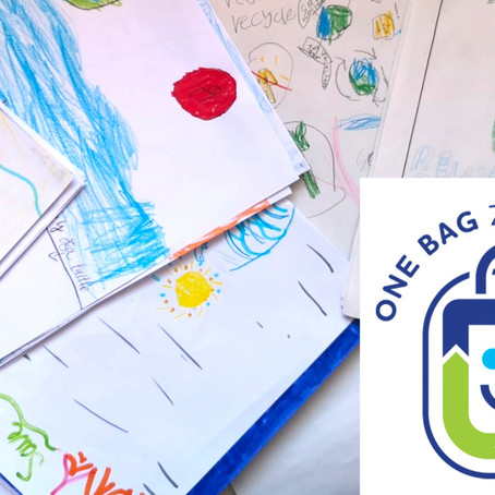 One Bag Zero Waste designs competition