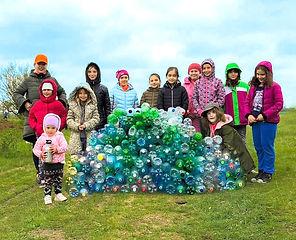 500ff campaign Rota kids plastic bottles