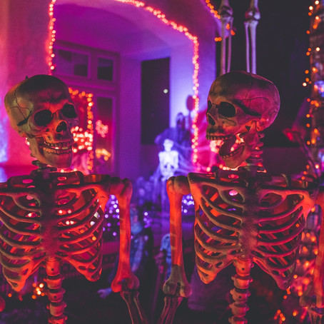 The most frightening side of Halloween: Plastic Waste