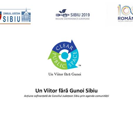 Reciclare hârtie pentru 100 de zile pentru 100 de ani pentru România