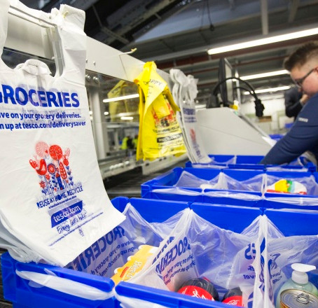 Pandemic Plastics: The Plastic Bag Resurrection
