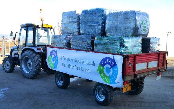 Un Viitor fara Gunoi Prejmer recycling