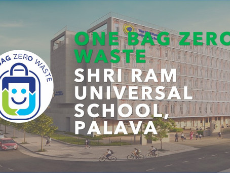 Palava, India School joins UK organisation A Future without Rubbish to become Zero-waste