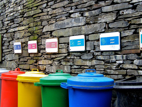 UK recycling rates need a boost